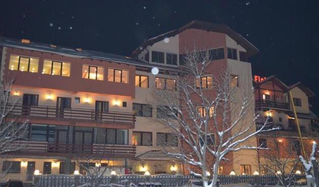 Hotel Flo'Mary Bran
